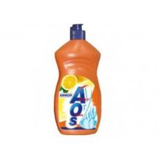 Жидкость для мытья посуды AOS Лимон, 500мл
