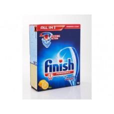 Таблетки FINISH Calgonit All In 1 для посудомоечной машины, 70 шт