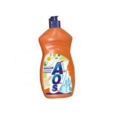 Жидкость для мытья посуды AOS Ромашка и витамин Е, 500мл