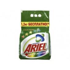 Стиральный порошок ARIEL Automat Color Горный Родник, 6кг