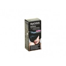 Крем-краска для волос SYOSS 1-4 иссиня-черный, 50мл