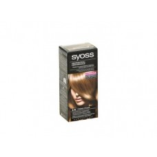 Крем-краска для волос SYOSS 6-8 темно-русый, 50мл