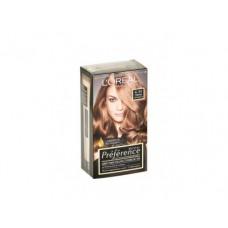 Краска для волос LOREAL recital preference 6,35 гавана, светлый янтарь