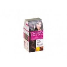 Краска для волос LOREAL casting creme 515, морозный шоколад