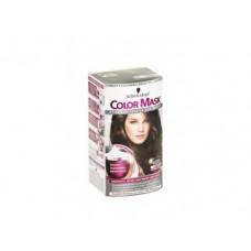 Краска для волос SCHWARZKOPF color mask 400 темный шоколад
