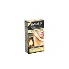Краска для волос SYOSS oleo 9-60 песочный блонд, 50мл