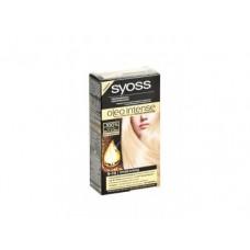 Краска для волос SYOSS oleo яркий блонд, 50мл