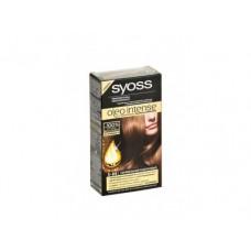 Краска для волос SYOSS oleo 5-86 карамельный каштановый, 50мл