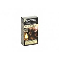 Краска для волос SYOSS oleo 4-60 золотистый каштановый, 50мл