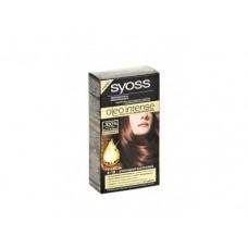 Краска для волос SYOSS oleo 4-18 шоколадный каштановый, 50мл