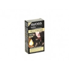 Краска для волос SYOSS oleo 2-10 чёрный каштановый, 50мл