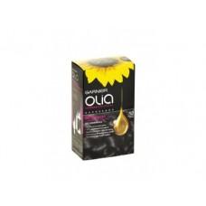 Краска для волос GARNIER olia 1.0 глубокий черный