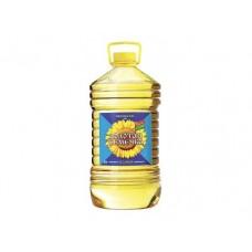 Подсолнечное масло ЗОЛОТАЯ СЕМЕЧКА, 5л, 1 штука