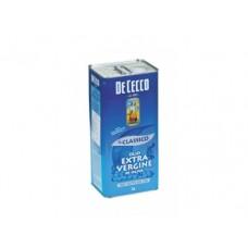 Оливковое масло DE CECCO нерафинированное, 5л, 1 штука