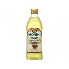 Масло MONINI из виноградной косточки, 1л, 1 штука