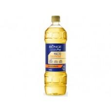Подсолнечное масло BUNGE PRO рафинированное, 1 л, 15 коробок