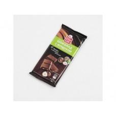 Шоколад FINE LIFE молочный с фундуком, 90г, 5 штук