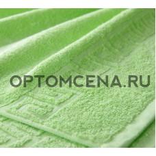 Махровое полотенце Туркменистан 70х140 салатовое 400 гр/м2