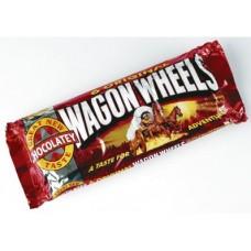 Печенье WAGON WHEELS С Джемом, 216г, 1 штука