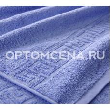 Махровое полотенце Туркменистан 70х140 светло фиолетовое 400 гр/м2