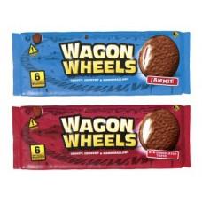 Бисквитное печенье WAGON WHEELS Original, 216г, 1 штука