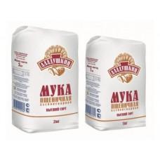 Пшеничная мука АЛАДУШКИН в/с, 2 кг, 1 штука