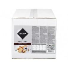 Печенье RIOBA PREMIUM MIX, 1100г, 1 упаковка