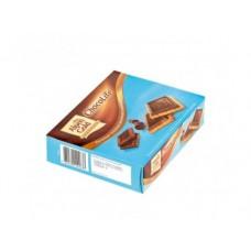 Печенье ALPEN GOLD ChocoLife с молочным шоколадом, 150г, 1 коробка