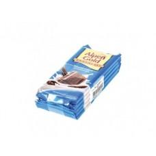 Шоколад ALPEN GOLD молочный, 90г, 5 штук