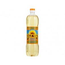 Подсолнечное масло ЮЖНОЕ СОЛНЦЕ, рафинированное, дезодорированное, 900мл, 1 штука