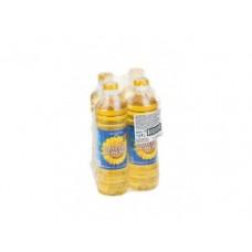 Подсолнечное масло ЗОЛОТАЯ СЕМЕЧКА, 500мл, 4 штуки