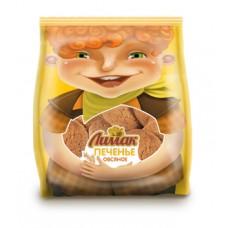 Печенье ЛИМАК овсяное на фруктозе (ГОСТ 450 гр, 120 суток
