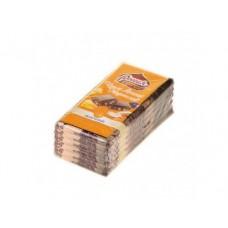Молочный шоколад РОССИЯ изюм, арахис, мармелад, 100г, 6 штук