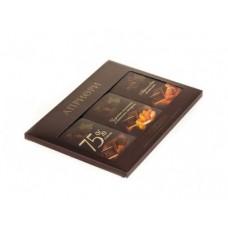 Шоколад BЕРНОСТЬ KАЧЕСТВУ Горький, 100г, 3 штуки