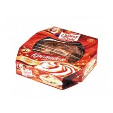 Пирог ЧЕРЕМУШКИ карамель со сливками, 400г, 1 штука