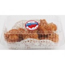 Пирожные заварные ФИЛИ-БЕЙКЕР Орешек, 250г, 1 штука