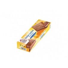 Печенье FINE FOOD 63% в молочном шоколаде, 125г, 1 штука