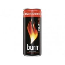 Энергетик BURN, 0,33л, 12 штук