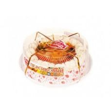 Торт МАЛИКА персиковый, 1500г, 1 штука