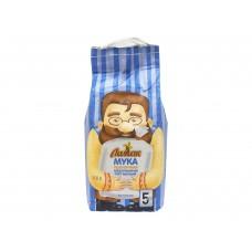 Мука пшеничная ЛИМАК х/п в/с в пакетах 2 кг