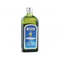 Оливковое масло DE CECCO Еxtra virgin 100%, 1л, 1 штука