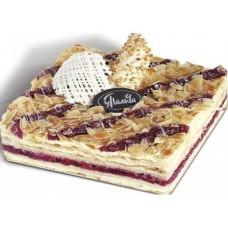 Торт Малиновый ОТ ПАЛЫЧА, 900г, 1 упаковка