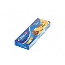 Печенье BAHLSEN Waffeletten апельсин в молочном шоколаде,125г, 1 штука