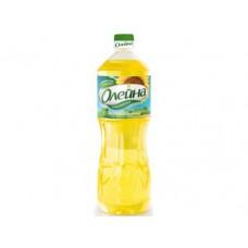Подсолнечное масло ОЛЕЙНА, 1л, 1 штука