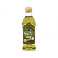 Оливковое масло FILIPPO BERIO Еxtra Virgin, 500г, 1 штука