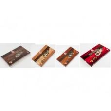 Конфеты FINE LIFE из темного шоколада с дробленым орехом, 200 г, 1 штука