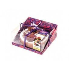 Торт КРЕПВИЛЬ блинный лесные ягоды, 1кг, 1 штука