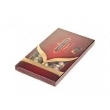 Конфеты КОРКУНОВ из темного и молочного шоколада ассорти, 190г, 1 штука