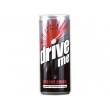 Энергетик DRIVE ME, 0,25л, 12 штук