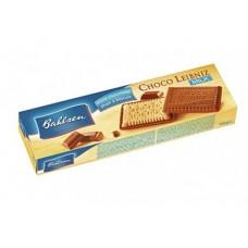 Печенье BAHLSEN с молочным шоколадом, 125г, 2 штуки